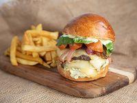 Tauros burger