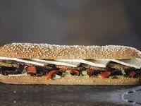 Sándwich Vegetariano Vincent Vega