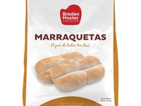 Pan Congelado Marraquetas, Bredenmaster, 10 U