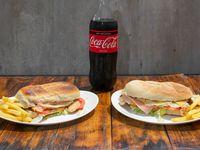 Promo - 2 lomos de pollo + Bebida 1.5 L