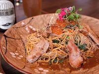 Pork toro yakisoba