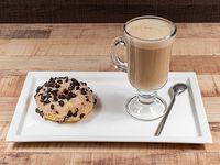 Promoción - Café + dona