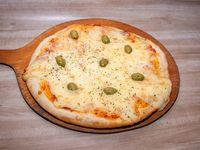 1 - Pizza con muzzarella