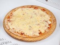 Pizzeta mozzarella en masa integral (32 cm)