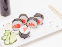 Maki salmón roll