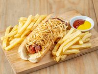 Pacific Dog con fritas