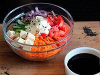 Poké Tofu Bowl
