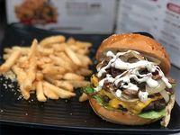 Field goal burger