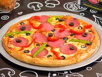 T12 - Pizza americana