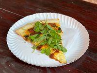 Pizza Bronx + Fainá
