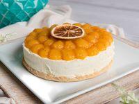 Cheesecake de Maracuyá con 0% Azúcar Añadida
