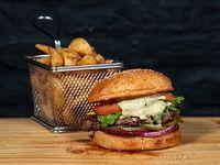 Combo - Cheeseburger + acompañamiento