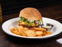 Kansas burger