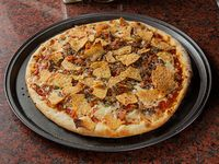 Pizza Iron Maiden Mexicana