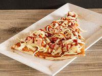 Pizza Costillas BBQ