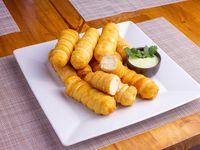 Promoción - 12 Tequeños de queso