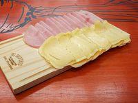Promo - 1/4 lomito + 1/4 queso Verónica