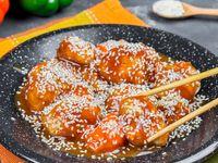Pollo Agridulce  Porción Completa