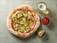 Pizza individual Melanzane