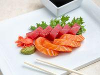 Sashimi  mix especial  (9 cortes)