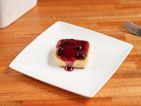 Mini cheesecake arándanos
