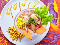 Ceviche de Mariscos