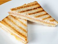 Sándwich mixto caliente
