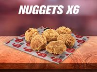 Nuggets Solos x6