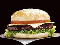 Hamburguesa Súper BBQ