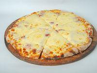 Pizzeta muzzarella (40 cm)