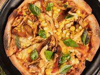 Smoked Chicken Pizza