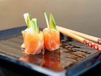 Geisha de salmón (6 unidades)