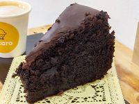 Torta de chocolate con chocolate Matilda
