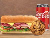 Combo Subway Trío de Carnes