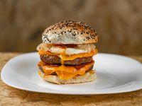 Saturn burger