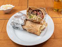 Shawarma de kabbab