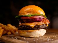 Hamburguesa Clásica Angus Certified Beef