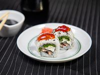 Kamikaze roll (9 piezas)