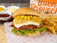 Hamburguesa Tociburger