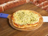 Combo - Pizzeta individual con muzarella + refresco mini línea Coca-Cola