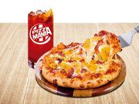 Pizza Personal 21 cm + Bebida