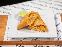 Empanadas (masa de maiz)