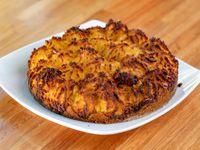 Torta de coco y dulce de leche (15 cm)
