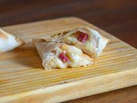 Empanada de salame y queso