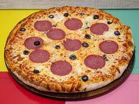 Pizza cabrita chic (30 cm)