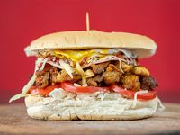 Sándwich de lomiton mixto