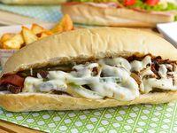 Sándwich Philly Steak