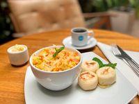 Huevos Revueltos Colombianos