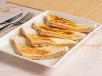 Sándwich Clasico de jamon y muzzarella