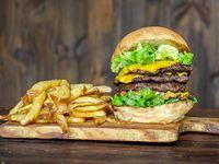 4x4 burger